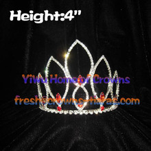 4inch Height Princess Crowns And Tiaras
