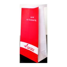 airlinre airsickness bag