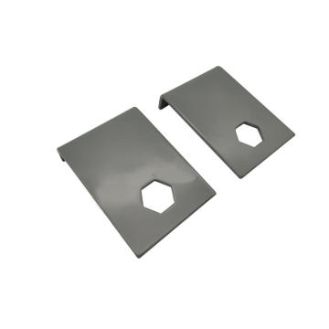 CRS Powder Coating Sheet Metal Base Plate Fabrication