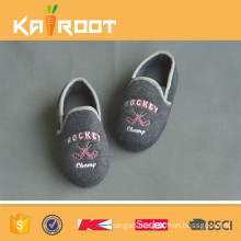 high quality cheap personalized indoor slippers