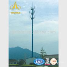 Mât télescopique mobile de 12 m