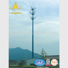 12m mastro telescópico móvel torre antena torre mastro