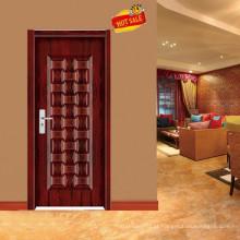 porta de madeira de madeira do quarto moderno projeta fotos
