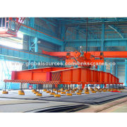 Double Girder Overhead Crane, Suitable for Steel Materials with Electric Magnet, A7 High DutyNew