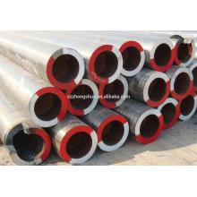 Tuyau en acier allié / alliage de nickel Inconel 600 pipe sans soudure