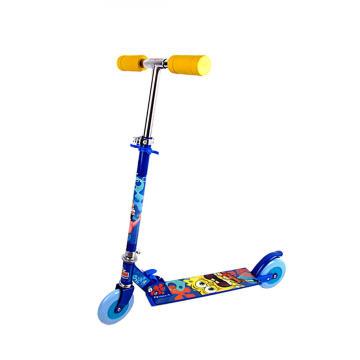 Baby Scooter mit LED-Light-Rädern