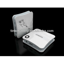 High capacity power bank 4500mah OEM welcomed for Apple/samsung/lg/nokia/blackberry/all smartphone