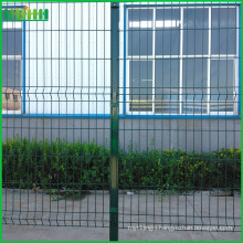 Factory price cheap and fine alibaba china PVC wire mesh fence