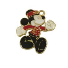 Disney genehmigt Factory Weihnachten Ornaments Metall Schlüsselbund