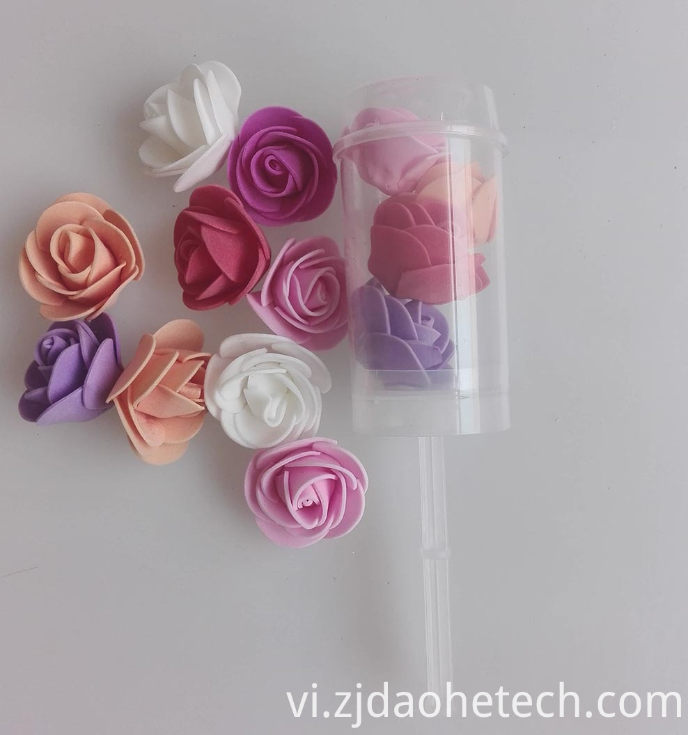 Rose Petal Push Pop