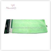 Chiffon de nettoyage de Microfiber de serviette de microfibre de cuisine de ménage de 42 * 40cm
