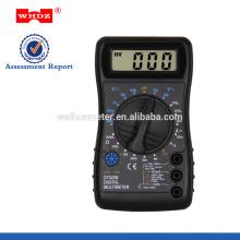 Популярный цифровой мультиметр DT820B