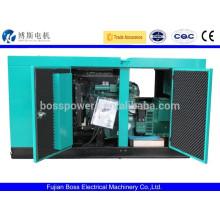 Power pelo motor bom chinês FAW 60hz 48kw silencioso geradores venda