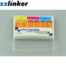 Material de dente Dental chino Gutta Percha Points