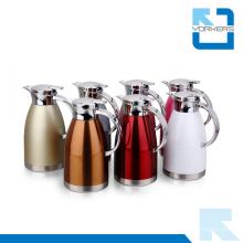 Venta caliente 304 de acero inoxidable Vacío café y tetera