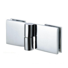 180 degree Brass shower glass door hinge