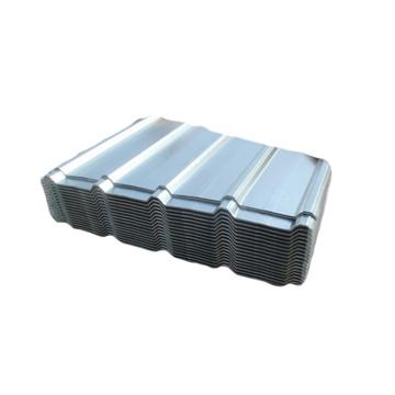 Chapa de aço galvanizada corrugada com preço