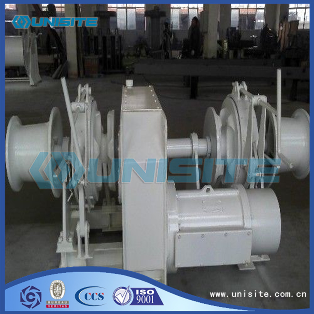 Steel Anchor Winch Windlass Design