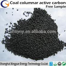 Tratamento de carbono / água ativado granular carvão ativado granulado a base de carvão
