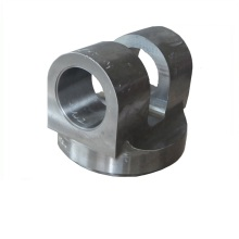 Forging And Machining Stainless Steel Flanges Large Forging