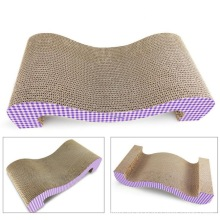 Holiday sales for Eco Friendly Cat Scratching Board Double Sided Cat Scratch Board supply to Gambia Manufacturers
