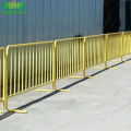 powder+coated+tube+feet+traffic+Control+Barrier