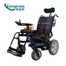 Preços dobráveis para cadeiras de rodas de energia elétrica para pessoas com deficiência