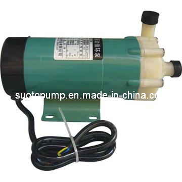 Mini bomba magnética plástica (MP)