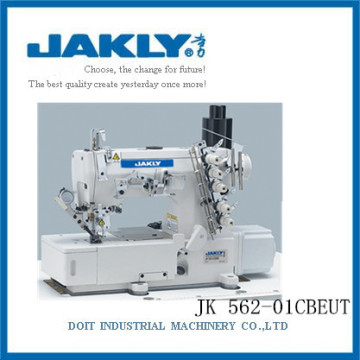 JK562-01CBEUT DOIT With perfect stitch Direct Drive Interlock Sewing Machine(with auto trimmer)