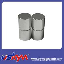 Fuerte cilindro forma permanente imán de ferrita con el mejor precio