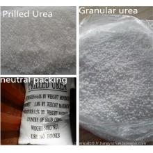 Fertilisant agricole Urea 46% (approuvé par SGS) Factory
