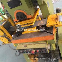Engranzamento de arame farpado galvanizado automático da lâmina que faz o equipamento