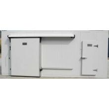 Porta deslizante personalizada Ce para o congelador