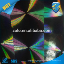 Custom transparent hologram transfer film wholesale