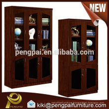 New model wooden Office Filling Cabinet/bookcase/bookshelf