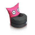 Gaming room bean bag chair owl shape beanbag