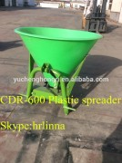 manual fertilizer spreader
