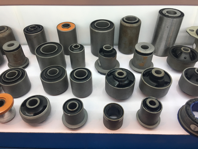 Auto Bushing Spring Rubber 2