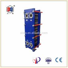 Chine en acier inoxydable chauffe-eau, remplacement de Sondex S14 refroidisseur huile hydraulique