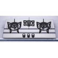 Três fogão a gás do queimador (SZ-LW-107)