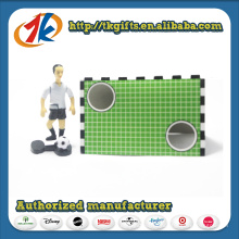 Venda quente Jogador de Futebol Action Figure Sports Kids Toy