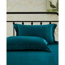 100% Silk Oxford Envelope Pillowcase for Hair Luxury 25 Momme Mulberry Charmeuse Silk on Both Sides Envelope Closure Pillow Cove