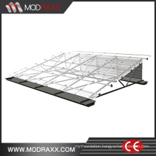 Ample Supply Ground Brackets Solar Mounting Solution (SY0128)