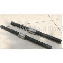 coupleur de rebar de fil parallèle