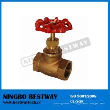 Fabricant de valve de globe de bronze (BW-Q14)
