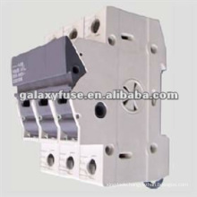 Italy type fuse holder for 10X38 1P,2P,3P