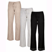 15PKPT11 outono inverno quente yoga calça 85% algodão 15% cashmere
