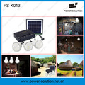 Мини солнечной энергии системы освещения домашнего применения 120-й Кантонской ярмарки