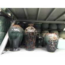 Proveedor de jarrones de cerámica
