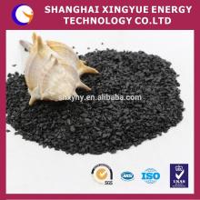 grande área de superfície casca de coco secagem carvão ativado para tratamento de água